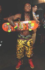 Lil Wayne fight