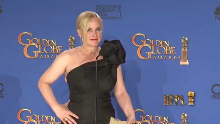 Patricia Arquette win Golden Globes Award:Escape At Dannemora