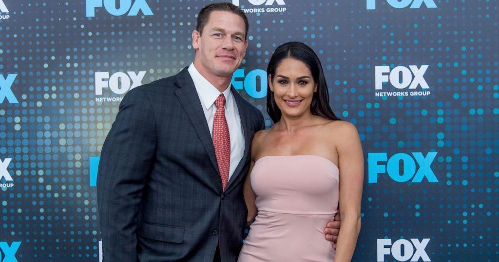 WWW Star John Cena and Nikki Bella Are Not Back Together After Split ?